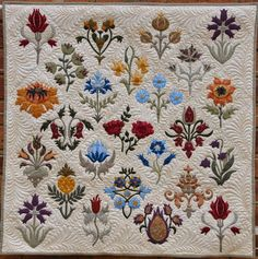 William Morris in Quilting: AQC 2015 - Part 2