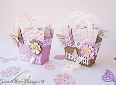 Cestini di Pasqua porta dolcetti - Easter Baskets treats holder http://sweetbiodesign.blogspot.it/2015/04/cestini-di-pasqua-porta-dolcetti-easter.html