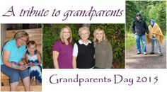 """Children's children are a crown to the aged and parents are the pride of their children."" Proverbs 17:6 #GrandparentsDay"