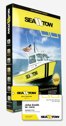 Give the Gift of Sea Tow Membership | Sea Tow