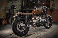 Dozer Garage Ural 650 Fashion ~ Return of the Cafe Racers