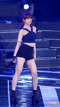 Youngji - KARA - Mamma Mia Era