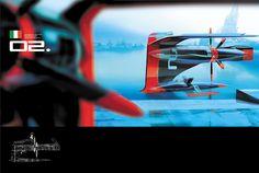 Art of Drive: SPEEDBIRDS — Fuel Tank