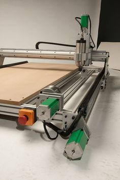 Rotary Axis for Galaxy Series Machines 4 Axes Cnc, Routeur Cnc, Cnc Router Plans, Arduino Cnc, Diy Cnc Router, Cnc Plans, Cnc Router Machine, Cnc Woodworking, Homemade Cnc