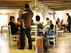 ideal cafe poblenou familias