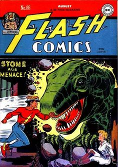 First appearance  of Black Canary, Flash Comics #86.