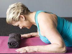 Niskalihasten vahvistaminen auttaa niskakipuun Excercise, Gym Workouts, Body Care, Pilates, Feel Good, Health Fitness, Wellness, Healthy, Sport