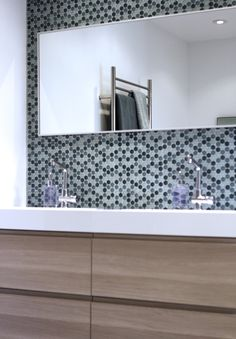 Style Box, Double Vanity, Bathtub, Bathroom, House Styles, Home, Standing Bath, Washroom, House