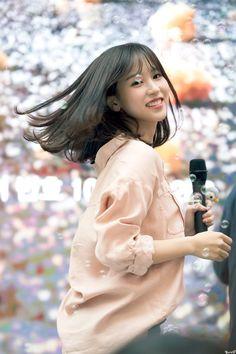 Twice-Mina 180429 Fansign Event Kpop Girl Groups, Korean Girl Groups, Kpop Girls, Nayeon, Euna Kim, Twice What Is Love, Sana Momo, Twice Korean, Myoui Mina