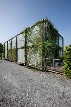 Dethier Architecture · Denis-Ortmans House