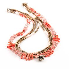 necklace different strands - - Yahoo Image Search Results