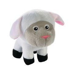 Plush Big Head Lambs - OrientalTrading.com