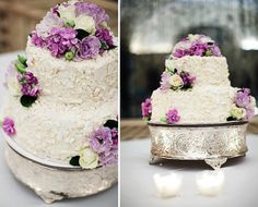 Wedding cake by Susina Bakery, photos by William Kim, from Style Unveiled.