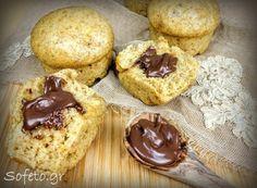Τσουρέκια Sofeto στον ατμό! Ολικής αλέσεως , χωρίς ζάχαρη! Συνταγές για διαβητικούς Muffin, Breakfast, Sweet, Party, Food Ideas, Morning Coffee, Candy, Muffins, Parties
