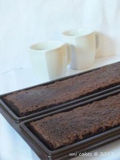 kue bolu panggang ketan hitam