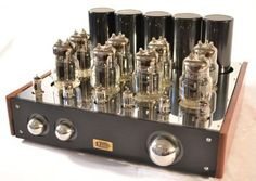 SI Audio Cult OTL integrated amplifier