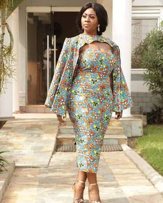 45 PHOTOS: Latest Ankara Styles by Roselyn – African Wear - African fashion African Fashion Ankara, Latest African Fashion Dresses, African Dresses For Women, African Print Dresses, African Print Fashion, Africa Fashion, African Attire, Modern African Fashion, African Prints