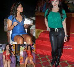 14 Embarrassing Wardrobe Malfunctions of Bollywood Hot Actresses