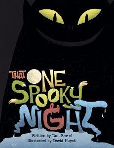 "Win 1 of 5 copies of ""That One Spooky Night"" by Dan Bar-El 
