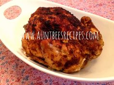 Print PDF Let me start off by saying we LOVE chicken, and we eat a lot of it. Uncle Bee took one bite of THIS chicken and proclaimed it, 'The BEST chicken he had ever had.' I am MOSTLY certain it wasn't because a shopping trip took a little longer than necessary and dinner was …
