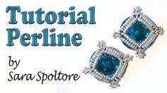 Sarubbest: Tutorial orecchini con perline
