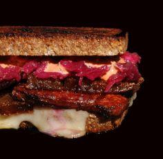 Pork Belly Reuben | Catastrophysicist