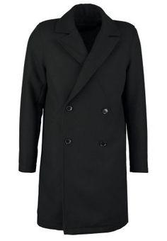 YOZ - Wollmantel / klassischer Mantel - black
