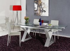 20 narrow dining tables for small spaces ideas with loved top 10 contemporary dining tables for small spaces dadka – modern home decor and space saving Expandable Dining Room Table, Narrow Dining Tables, Metal Dining Table, Minimalist Modern Kitchens, Small Modern Kitchens, Trieste, Contemporary Dining Room Sets, Modern Kitchen Tables, Table For Small Space