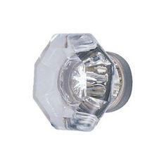 Clear Old Town Cabinet Knob