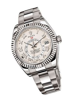 Rolex Rolex Rolex's Sky-Dweller Gets Ready for Take Off - Forbes