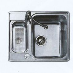 rieber marilyn 150 compact 720128 inset stainless steel kitchen sink
