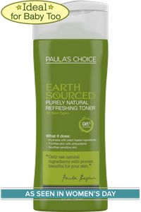 Earth Sourced Toner #paulaschoice #fragrancefreeproducts #crueltyfreeproducts