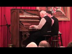 "2011 World Championship Old-Time Piano Playing Contest (05/28)  Special Performance  ""Medley: Waiting for the Robert E. Lee / Alabama Jubilee"" by Johnny Maddox and Adam Swanson"