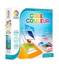 Colour Code | SmartGames - Jeux de réflexion pour un joueur