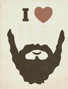 Great beard poster