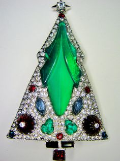 Tutti Fruiti Christmas Tree Pin