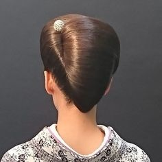 Sleek Hairstyles, Pretty Hairstyles, Big Updo, Geisha, French Pleat, Sleek Updo, Bouffant Hair, French Twists, Glamour