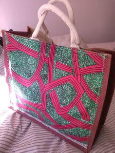sac afro de la boutique LesEscapadesdAmbre sur Etsy