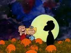 """It's the great pumpkin, Charlie Brown"" (1966)"
