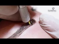 """MY """"NATURAL"""" EYEBROW TATTOO EXPERIENCE   MICROBLADING   BEFORE AND AFTER - YouTube"""