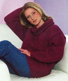 Stylecraft--Sweater