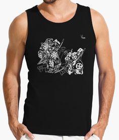 Camiseta Samurais B