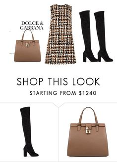"""""""Bsbd"""" by lilypadmoo ❤ liked on Polyvore featuring Dolce&Gabbana"""