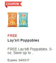 FREE Lay's Poppables at Acme on http://www.icravefreebies.com/