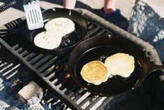 Garrett's favorite pancake recipe so far!