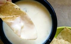white queso dipping sauce by Marg1