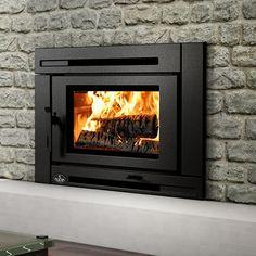 Osburn Matrix Wood Stove Insert | WoodlandDirect.com: Indoor Fireplaces: Wood Inserts