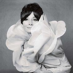 Audrey Hepburn in Valentino.