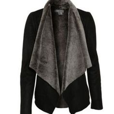 Vince Shearling Jacket at Barneys New York