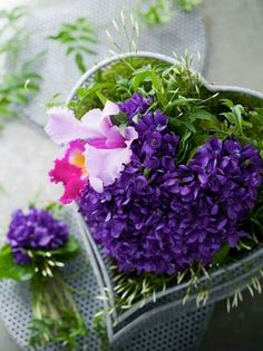 For you!!! Glass Vase, Bloom, Flowers, Plants